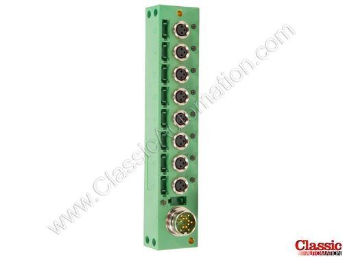 Sensor-/Aktor-Box Sacb- 8/3-L-M16-MH