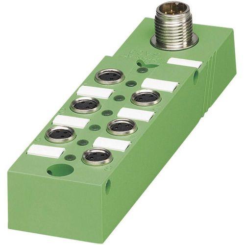 Sensor-/Aktor-Box Sacb- 4/3-L-M12-M8