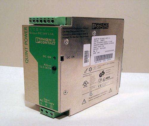 Netzteil QUINT-PS-100-240VAC/24VDC/2,5