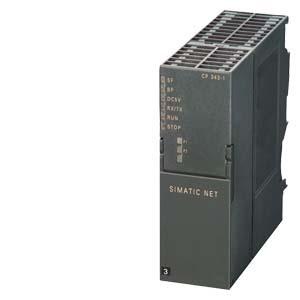 ***Ersatzteil*** SIPLUS NET CP 343-1 Advanced fuer mediale Belastung mit conformal coating based on